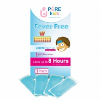 Pure Kids Fever Free - 4 Sheet