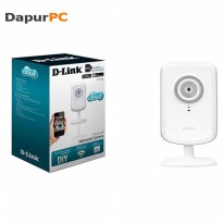 IP Camera D-Link DCS-930L Wireless-N SLC