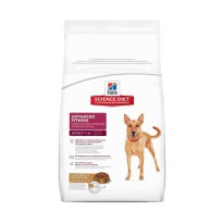 Science Diet Lamb Meal and Rice Recipe Advanced Fitness Dog Makanan Anjing [7.5 kg]