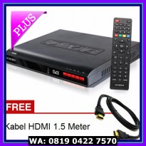 (Diskon) SET TOP BOX ICHIKO DVB-8000 DVB-T2 [Alat penerima Siaran TV