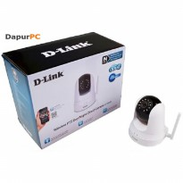 D-LINK DCS-5020L - IP Camera Wireless Cloud PTZ Infrared