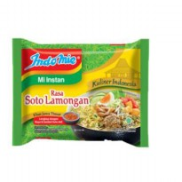 (isi 5) Indomie Mie Instant Soto Lamongan Pck 80g