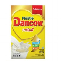 Dancow Fortigo Susu Bubuk Full Cream Box 800g