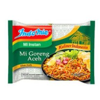 (isi 5) Indomie Mie Goreng Aceh Pck 90g