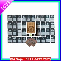 (Promo Hari Ini) Kartu TWG The Werewolf Game / Mafia Game / Card Pack Type 3