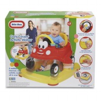LITTLE TIKES COZY COUPE 3 IN 1 MOBILE ENTERTAINER WALKE