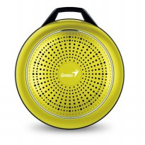 Genius SP-906BT Bluetooth Speaker - Gold