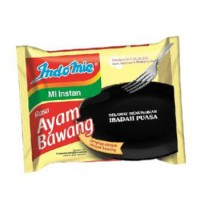 (isi 5) Indomie Mie Instant Ayam Bawang Pck 69g