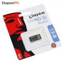 Kingston microSD/SDHC USB Card Reader (FCR-MRG2 )