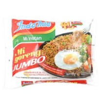 (isi 5) Indomie Mie Goreng Jumbo Special Pck 129g