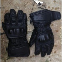 Roadster V sarung tangan motor kulit asli indonesia (notorcycle leather gloves)