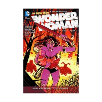 DC Comics Wonder Woman Vol 03 Iron TP Buku Komik