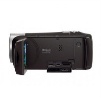 Sony HDR-PJ410 Black Camcorder With Projector