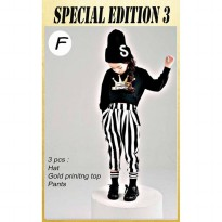 GW Special Edition 3 Code F - 3in1 Set