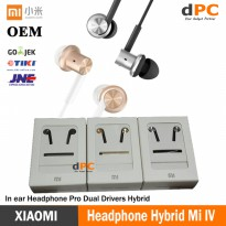 Headset Hands-free Xiaomi Mi IV Hybrid / Piston 4 Bass