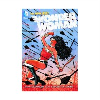 DC Comics Wonder Woman Vol 01 Blood (N52) TP Buku Komik