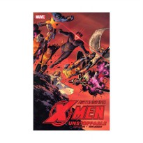 Marvel Comics Astonishing X-Men Vol 04 Unstoppable TP Buku Komik