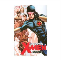 Marvel Comics Astonishing X-Men Vol 09 Exalted TP Buku Komik