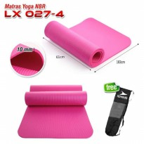 Matras Yoga SPEEDS NBR 10mm Matras Yoga Tebal