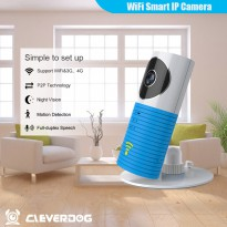 Clever Dog Smart Security IP Camera CCTV | Baby Monitor