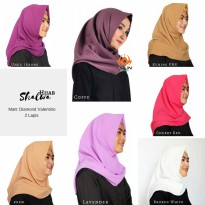 ORLIN HIJAB INSTAN SHALWA 2 LAPIS BAHAN DIAMOND ITALIANO BY INDOHIJAB GROSIR