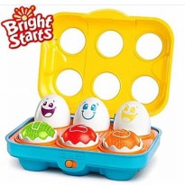 Bright Starts Put and shake Egg