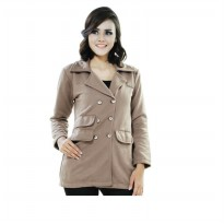 Azzurra Jacket / Sweater Casual Wanita 639-08