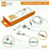 Headset handsfree Xiaomi MI 2 earphone headset headphone