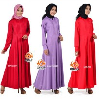 ORLIN GL-001 SIZE M PART 3 GAMIS POLOS JERSEY BUSUI UMBRELLA ORIGINAL BY ORLIN