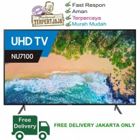 Samsung UA43NU7100 43 Inch UHD 4K Smart Flat LED TV 43NU7100 2018 NEW