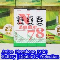 Baterai Axioo Picophone M5C Double IC Protection