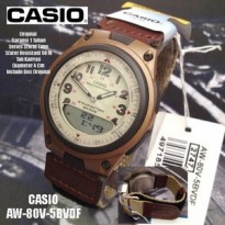 Jam Casio AW-80V - Garansi 1th (1 Day Delivery)