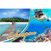 YukTrip ke Harapan Islands