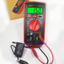 Alat Ukur Kapasitor (Digital Capasitor Meter) A6013L / Multitester