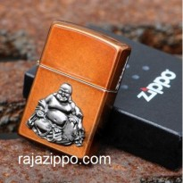 Zippo 21195 Buddha Emblem Original Made In USA | Stok Lengkap & Resmi