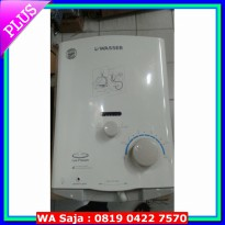 PROMO water heater wasser gas wh-506A