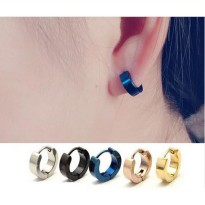 Anting Punk Ring Per Pasang
