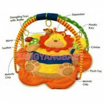 PLAYMAT PUMPEE ZOO LION