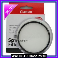 (Diskon) Filter UV Canon 49mm for Lens EF-M 15-45mm eos M3/M5/M6/M10