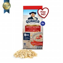 Quaker Instant Oatmeal Small Pack 200g - 8 Pcs [GWP]
