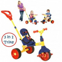 Little Tikes Learn To Pedal 3in1 Trike