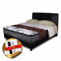 Atria Luxe Mattress Coventry 200x200 cm FREE Bantal+Guling (JABODETABEK)