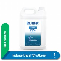 Instance Liquid 75% Alcohol 4 L