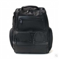 TUMI 26173D2 Compact Laptop Brief Pack- Black