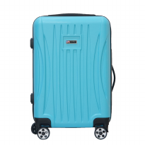 Trolley Case Polo Twin HD1639 - 20 inch Blue