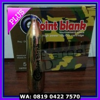 (Sale) Gas Co2 Point Blank Setara Beeman