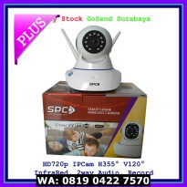 (Murah) SPC IP CAM SMART HOME IPCAM CCTV WIFI CAMERA KAMERA WIRELESS