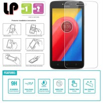 LP HD Tempered Glass Motorola Moto C Plus