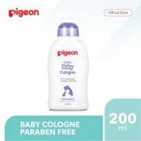 PIGEON Baby Cologne 200Ml - Paraben Free