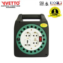 VETTO Box Kabel Fortune 15M Switch Turbo - V8895/15M SW + TB